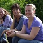Verena, Heike & Carolin